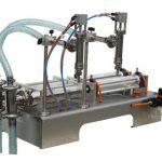 Полуавтоматическая машина для наполнения меда Высокая точность наполнения