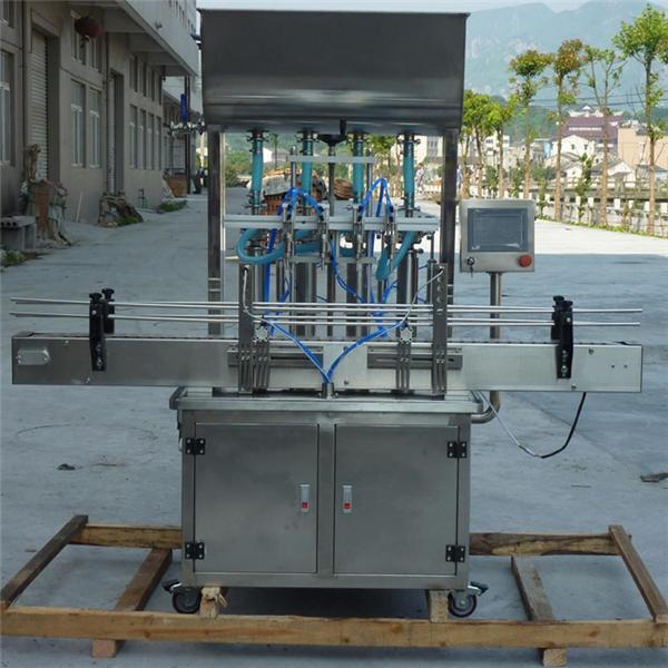 Автоматическая машина для наполнения арахисовой пасты