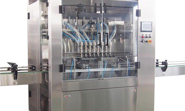 Автоматические поршневые разливочные машины 1L-5L