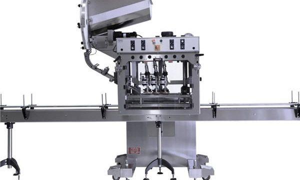 Автоматическая машина для укупорки бутылок