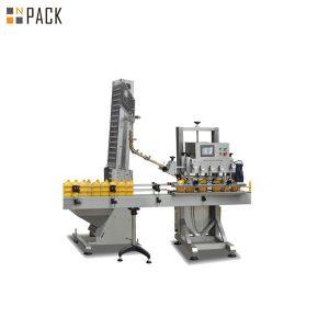 Автоматическая укупорочная машина шпинделя