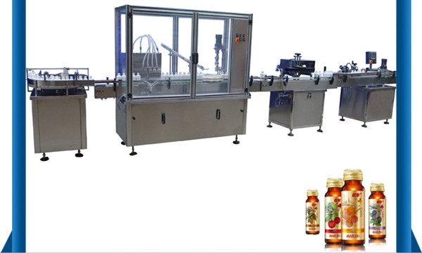 Китай Поставщик Автоматическая Бутылка для Меда