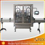 Автоматическая машина для розлива оливкового масла, сливок и жидкости