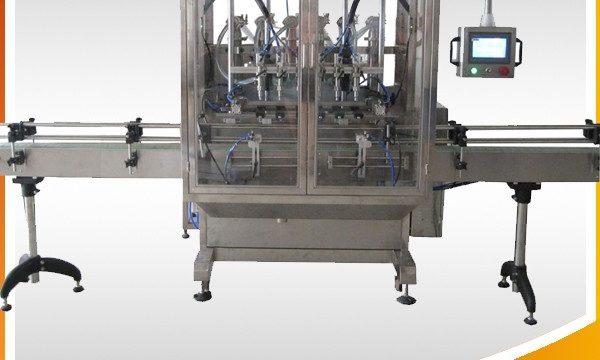 Автоматическая разливочная машина для розлива в бутылки