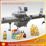 Машина для наполнения смазочным маслом 1L-4L