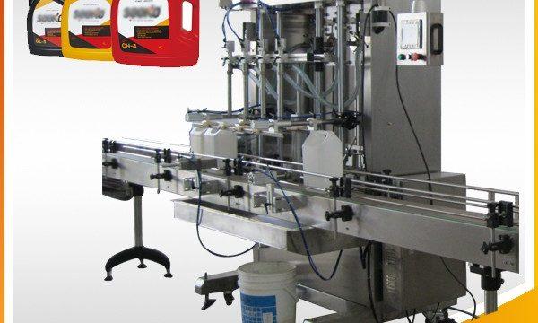 Автоматическая жидкостная машина завалки 500ml-2L / моя машина завалки жидкости