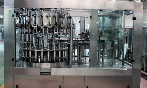 Автоматическая разливочная машина из нержавеющей стали для масла / очищенной воды