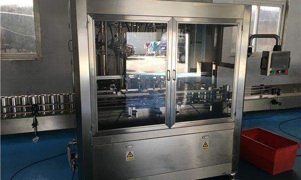 Высококачественная полностью автоматическая машина для фасовки соусов