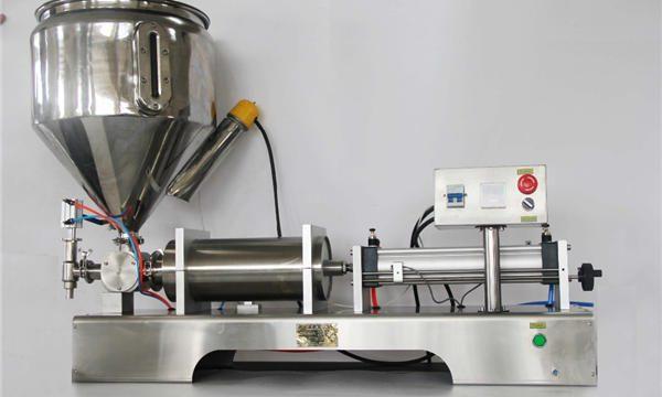 Высокоточная полуавтоматическая машина для фасовки варенья из смешанных фруктов с CE GMP