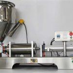 Pure Pneumatic Полуавтоматическая машина для наполнения фруктовых джемов