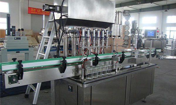 Автоматическая машина для розлива джемов небольшого размера по лучшей цене