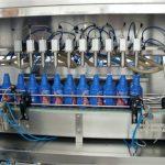 Автоматическая машина для розлива и укупорки оливкового масла
