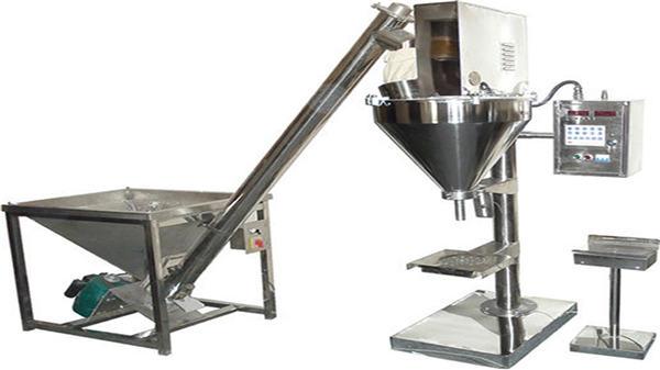 Полностью автоматическая машина для наполнения порошком или порошком