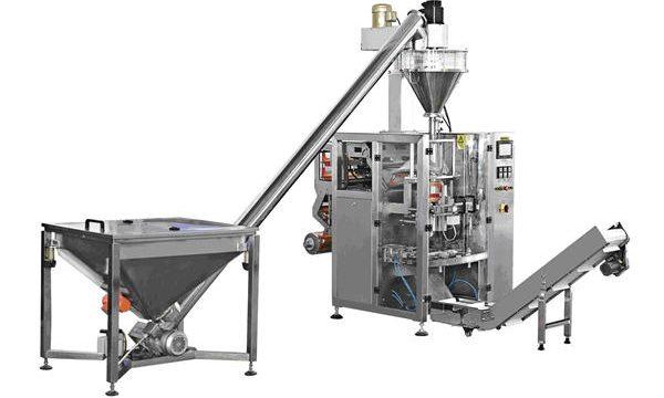 Автоматическая машина для розлива спиральных порошковых бутылок