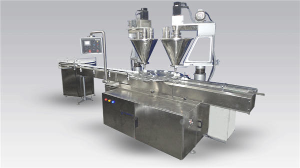 Полностью автоматическая машина для наполнения кофе с 6 головками