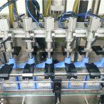 6-головочная автоматическая машина для заливки моторного масла