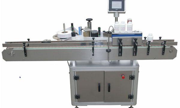 Автоматическая двухсторонняя Llabeling Mmachine для пластиковых стеклянных бутылок