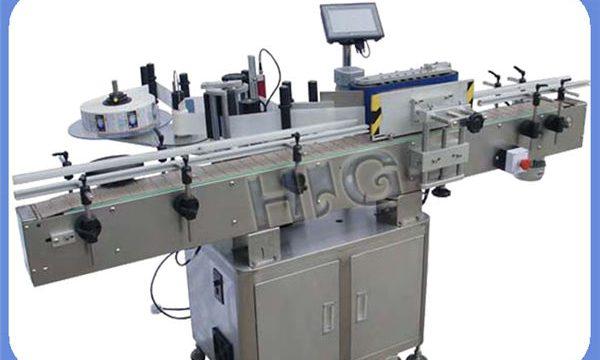 Автоматическая этикетировочная машина с круглой бутылкой NPACK с принтером