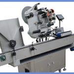 Автоматическая этикетировочная машина для круглых и квадратных этикеток