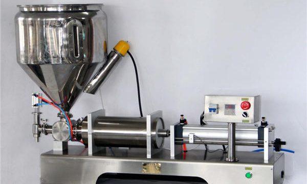 Ручная машина для фасовки соусов для банок