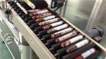 Автоматическая этикетировочная машина для колбасных изделий с питателем
