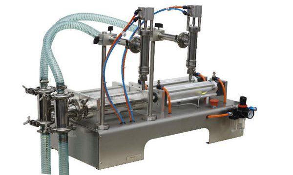 Полуавтоматическая машина для наполнения жидкого мыла Sachet