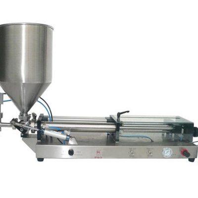Полуавтоматическая машина для фасовки кетчупа