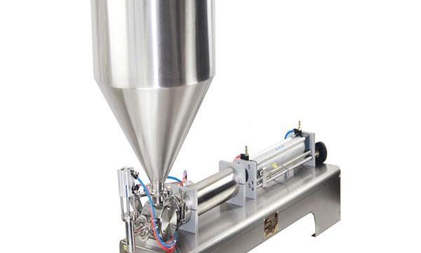 Машина завалки пасты и жидкости 50-500ml для зубной пасты Cream шампуня косметической