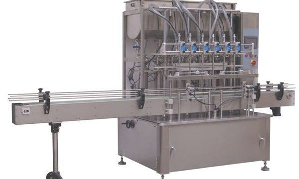 Полностью Автоматическая Оптовая Шампунь Жидкость Поршня Разливочная Машина