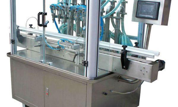Автоматическая вакуумная разливочная машина для шампуня
