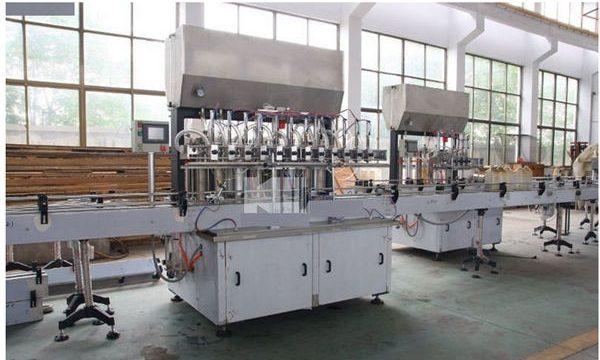 Компании Производство машин Высококачественная машина для наполнения шампуней