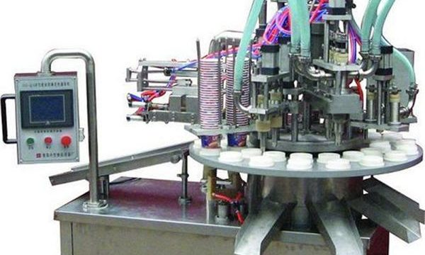 Автоматическая косметическая мазь / крем для фасовки