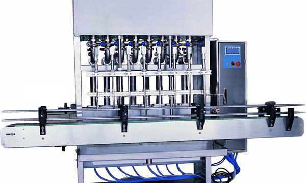 Машина для наполнения жидкого мыла из нержавеющей стали