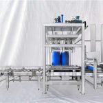 Настраиваемая автоматическая разливочная машина с большим барабаном ESDF серии 100-1000л