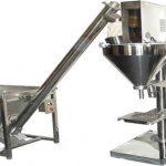 Полуавтоматическая машина для наполнения порошком