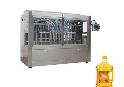 Автоматическая линия по розливу кокосового масла 8000BPH